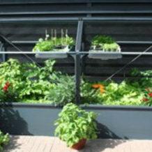 Un jardin sur votre balcon