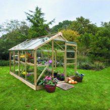 Pourquoi choisir une serre de jardin terre et jardin - Comment choisir une serre de jardin ...