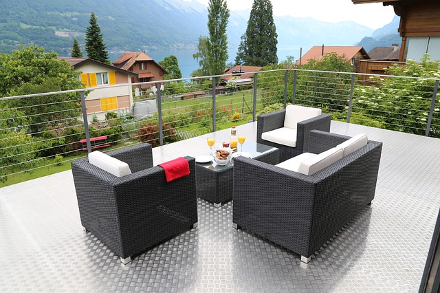 Aménager sa terrasse pour l'été