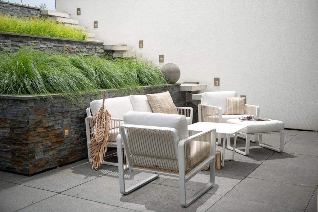 Des meubles design et confortables pour son jardin