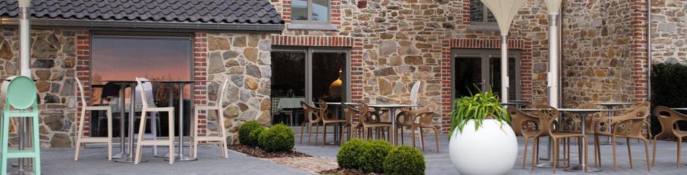 Créer une terrasse en pierre